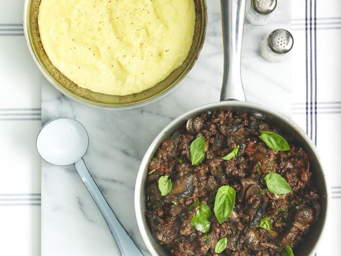 "**[Beef and mushroom stew](http://www.womensweeklyfood.com.au/recipes/beef-and-mushroom-stew-8724|target=""_blank"")**"