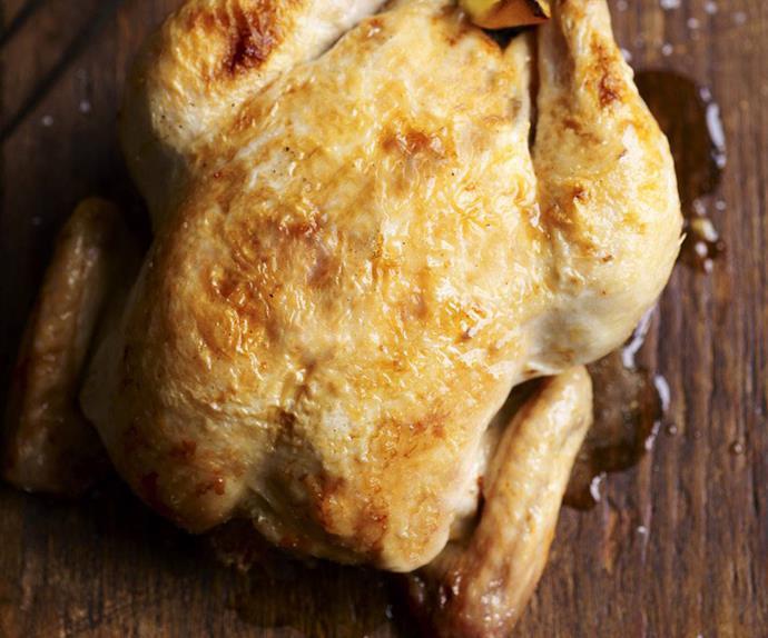greek-style roast chicken