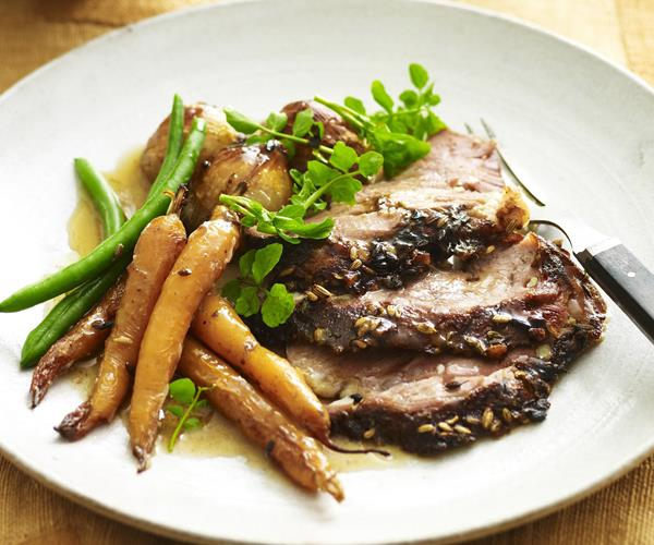 30 Lamb Recipes You Ll Love For Special Occasions And: Slow-roasted Spiced Lamb Shoulder Recipe