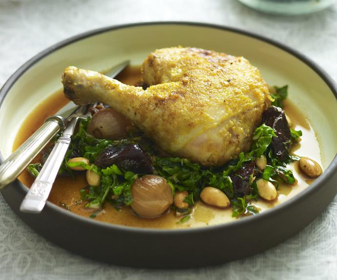 chicken tagine with prunes