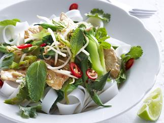 stir-fried thai chicken