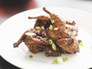 deep-fried spicy quail