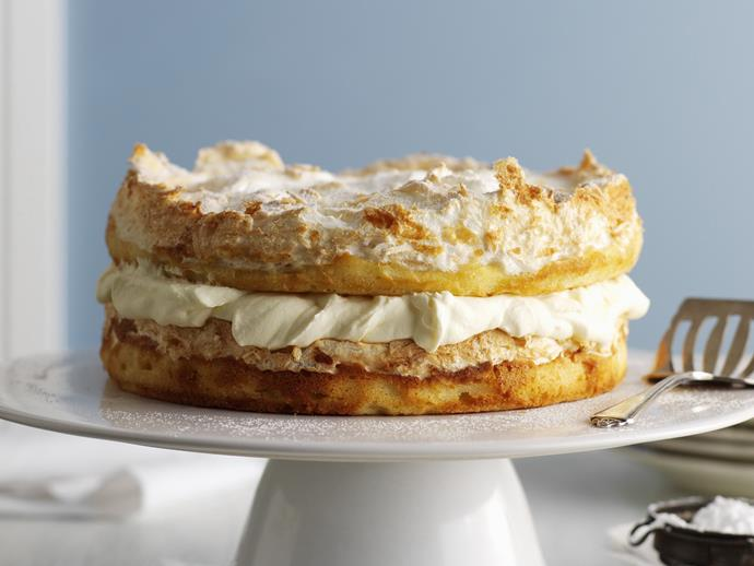 """**[Pineapple cake with malibu cream](https://www.womensweeklyfood.com.au/recipes/pineapple-cake-with-malibu-cream-7773