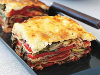 cottage cheese lasagne