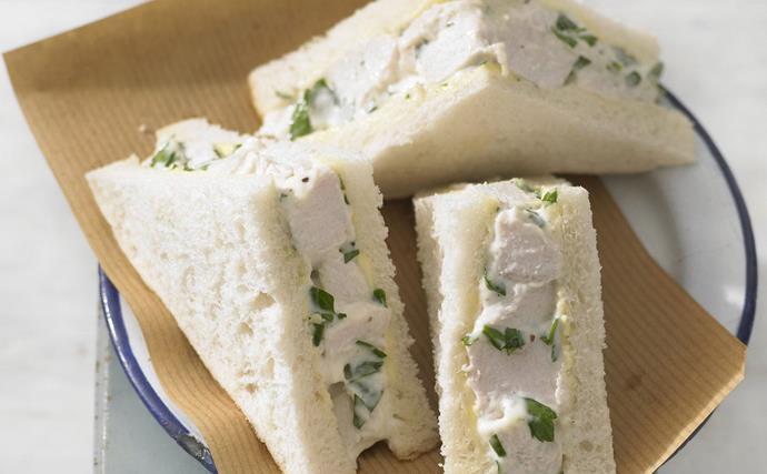 BEST-EVER CHICKEN SANDWICHES