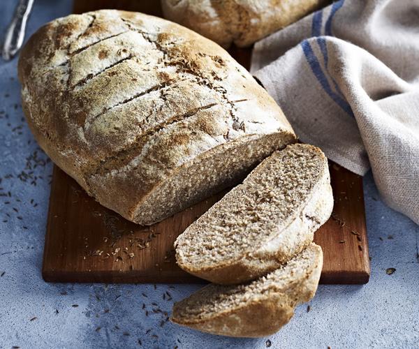 Rye Bread Recipe Sourdough: Sourdough Rye Bread Recipe