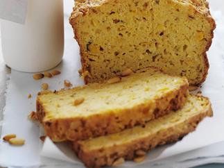 ZUCCHINI AND CORN Bread