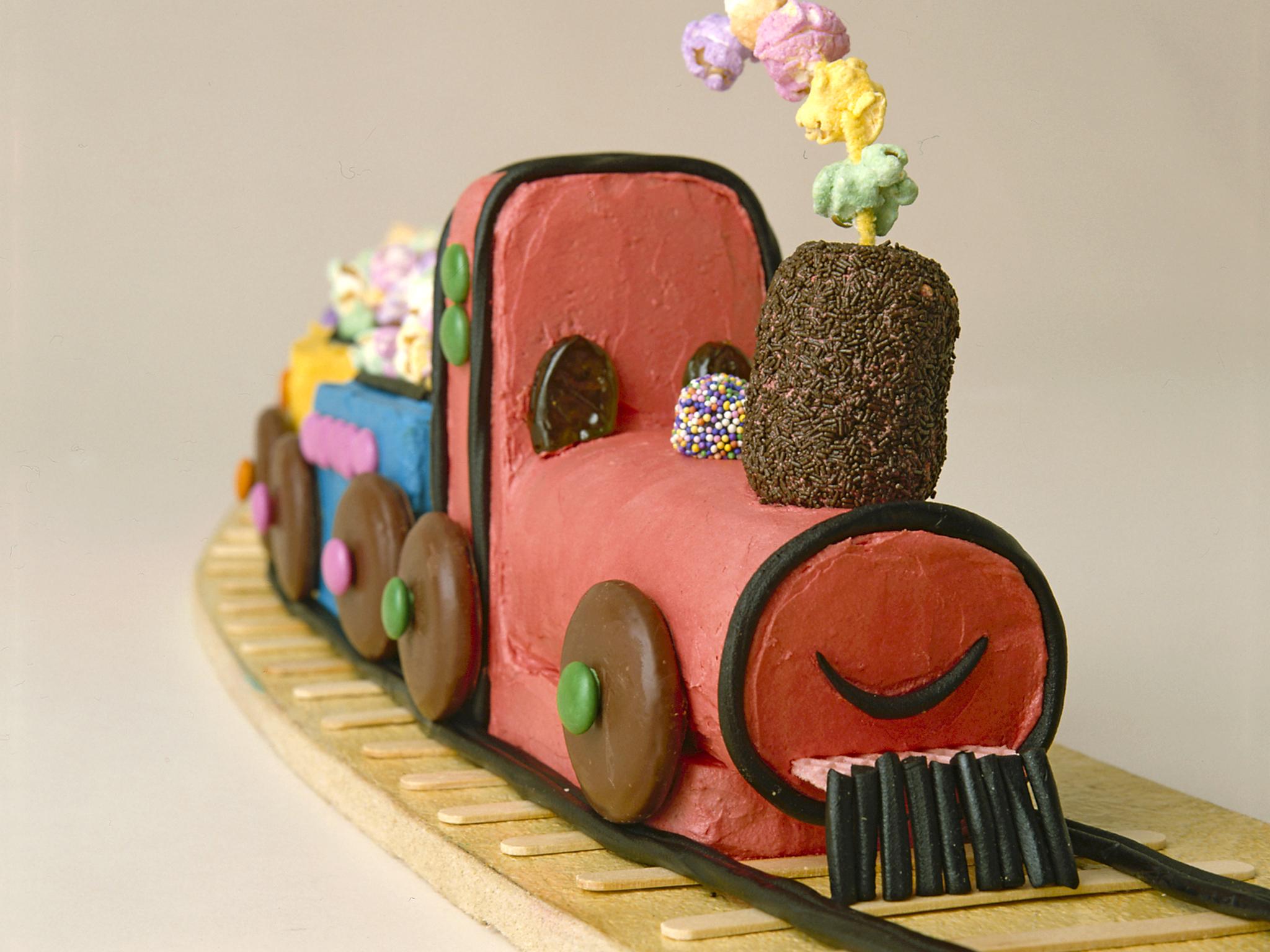 Train Cake Women S Weekly