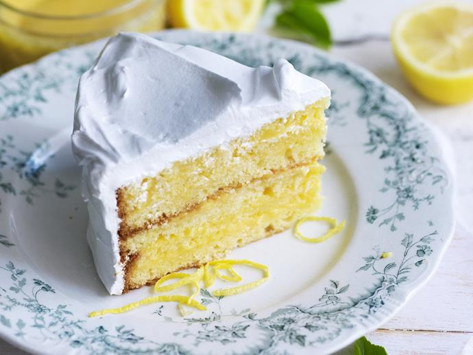 """This [lemon curd cake](https://www.womensweeklyfood.com.au/recipes/lemon-curd-cake-12973
