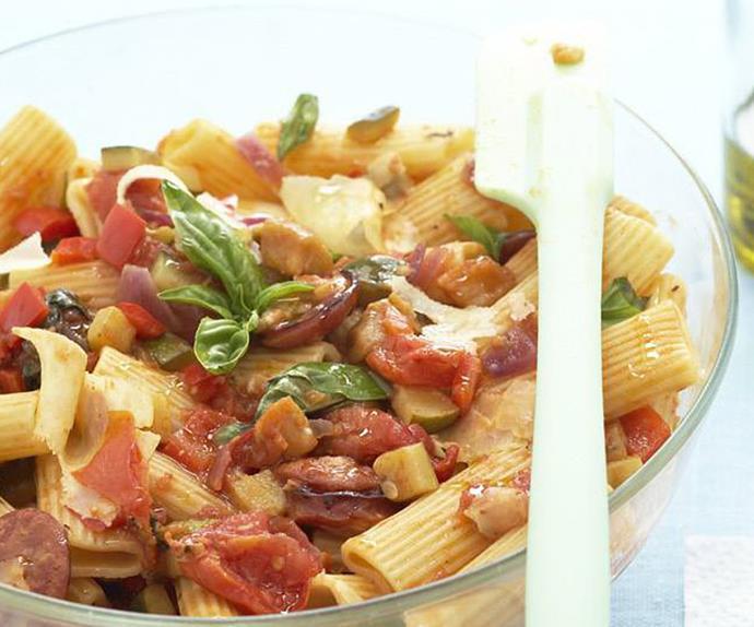 ratatouille pasta salad