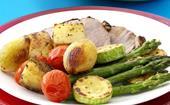 Mediterranean roast vegetables