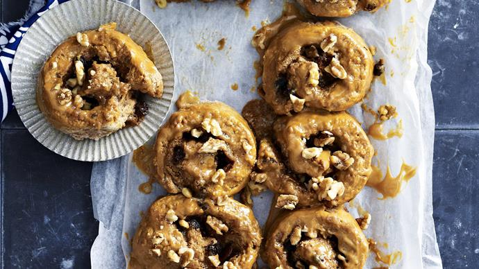 15 sweet and savoury scrolls