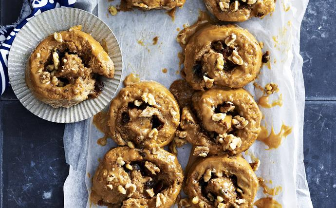 16 sweet and savoury scrolls