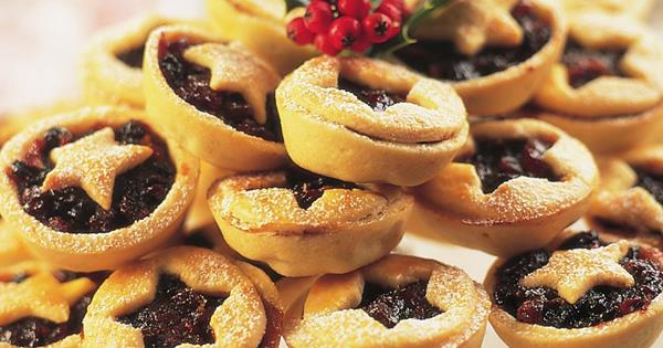 Christmas Pies.Fruit Mince Pies