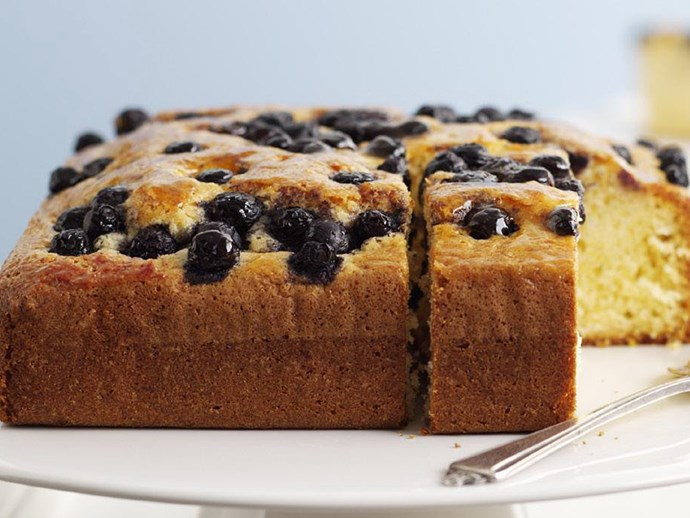 "Is there anything olive oil can't do? Try this [dairy-free olive oil cake with blueberries](http://www.foodtolove.com.au/recipes/olive-oil-cake-with-blueberries-23590|target=""_blank"") to find out."