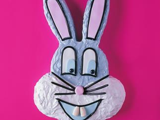 wacky wabbit cake
