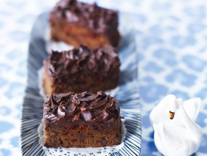 """For those of you who have not yet tried this somewhat odd combination, don't be put off! This [chocolate and beetroot cake](https://www.womensweeklyfood.com.au/recipes/chocolate-beetroot-cake-15109