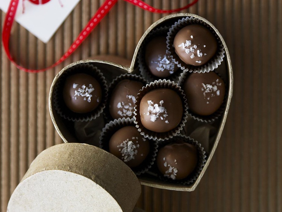 "**[Salted caramel truffles](https://www.womensweeklyfood.com.au/recipes/salted-caramel-truffles-9424|target=""_blank"")**  Teaming sweet flavours with salt is not a new discovery, but in recent years the combination of salt and caramel has worked its way from the culinary elite to mainstream tastes."
