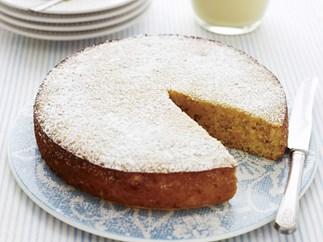 cumquat and almond dessert cake