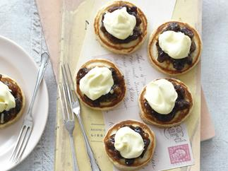 FRUIT MINCE   Pikelets