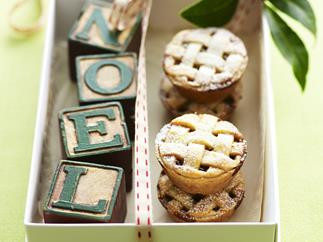 FIG MINCE PIES
