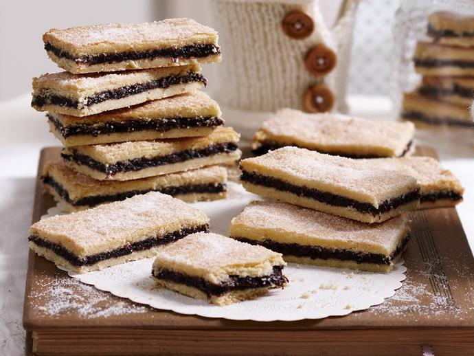 """**[Garibaldi slice](https://www.womensweeklyfood.com.au/recipes/garibaldi-slice-8171