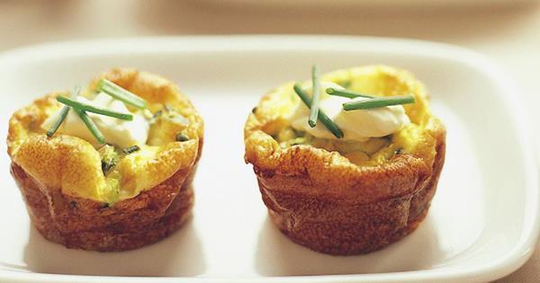 Mini Zucchini Frittatas Australian Women S Weekly Food