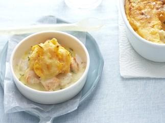 fish pot pies