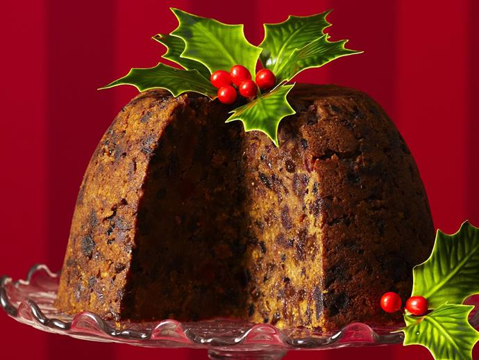 """**Classic steamed christmas pudding** <br><br> One of the many great things about a classic steamed Christmas pudding is that you can get all of the cooking and steaming out of the way ahead of time and reheat the pud in the microwave when you're ready to eat dessert. <br><br> [Read the full recipe here.](http://www.foodtolove.com.au/recipes/classic-steamed-christmas-pudding-30630