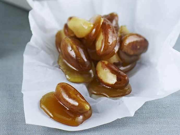 buttered rum brazil nuts