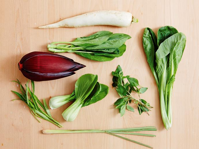 "Feeling inspired for an Asian-style meal? Complete the dish with some of [our favourite Asian greens](http://www.foodtolove.com.au/different-asian-greens-vegetables-14293|target=""_blank"")."