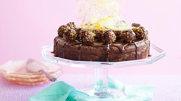 5 indulgent gluten-free cakes