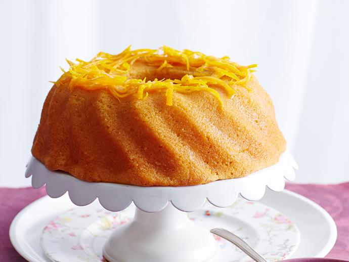 "**[Orange buttermilk syrup cake](https://www.womensweeklyfood.com.au/recipes/orange-buttermilk-syrup-cake-28551|target=""_blank"")**"