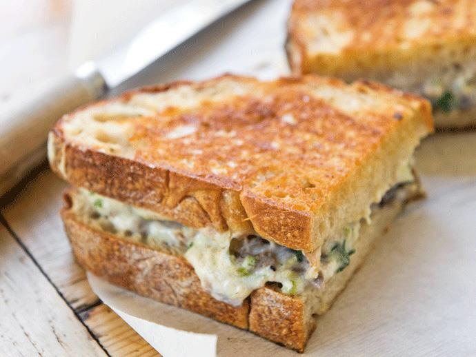 """**[Smoked fish toasties](https://www.womensweeklyfood.com.au/recipes/smoked-fish-toasties-26156