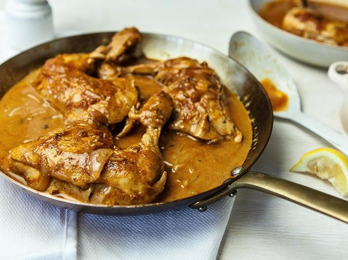 """**[Lemon chicken casserole](https://www.womensweeklyfood.com.au/recipes/lemon-chicken-casserole-26146