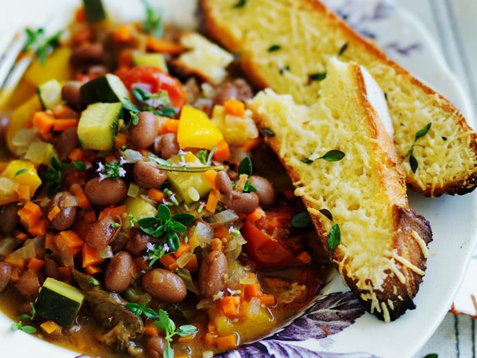 """**[Italian bean stew](https://www.womensweeklyfood.com.au/recipes/italian-bean-stew-28587