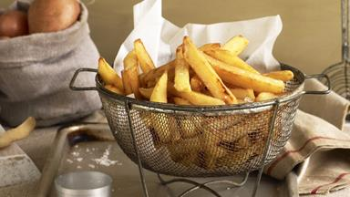 The perfect potato chip
