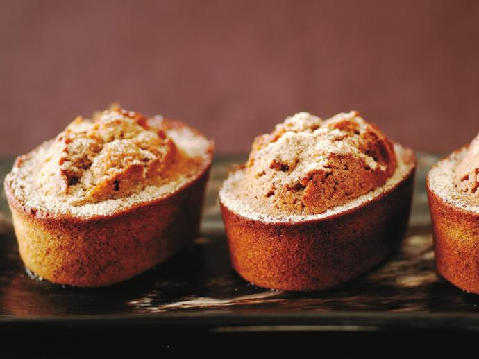 """Enjoy a bite of heaven with these light and fluffy homemade [coffee friands](https://www.womensweeklyfood.com.au/recipes/coffee-friands-6556