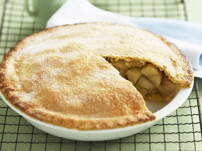 """[This deep dish apple pie](http://www.foodtolove.com.au/recipes/apple-pie-17655
