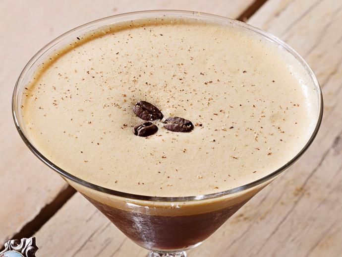"[Espresso martini cocktail cocktail.](http://www.foodtolove.com.au/recipes/espresso-martini-cocktail-24166|target=""_blank"")"