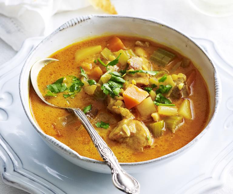 Mulligatawny Soup Australian Women S Weekly Food
