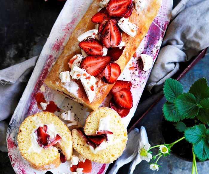 25 sweet strawberry dessert recipes