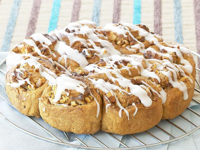 """**[Coffee walnut scrolls](https://www.womensweeklyfood.com.au/recipes/coffee-walnut-scrolls-6419