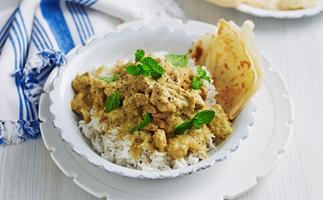 Julie Goodwin's chicken korma
