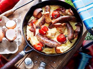 One-pan breakfast