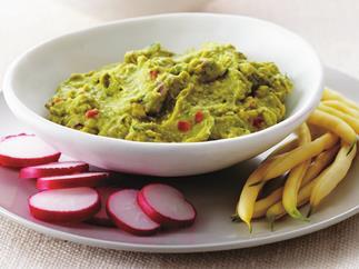 Gourmet guacamole