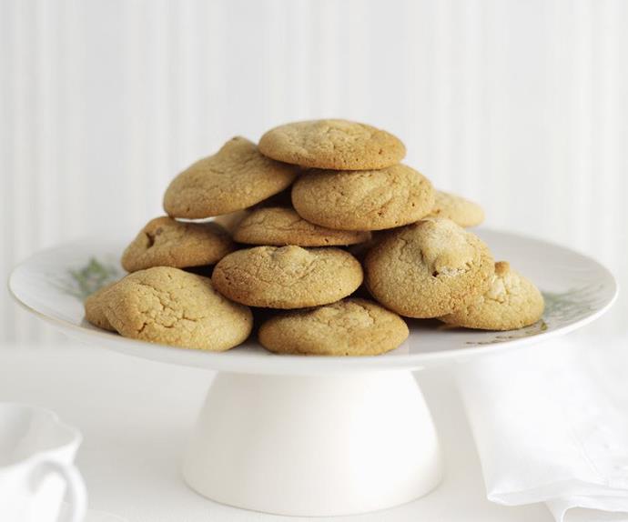 Gluten-free peanut cookies