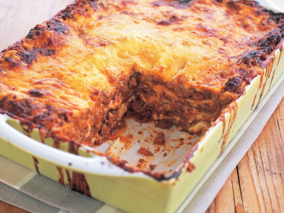 "We wouldn't dare think about leaving the godfather of bolognese recipes off our list - our must try **[lasagne bolognese](https://www.womensweeklyfood.com.au/recipes/lasagne-bolognese-7394|target=""_blank"")**."