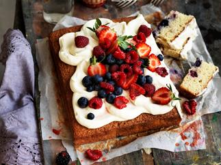 Brilliant blueberry dessert recipes