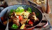 Vietnamese beef brisket